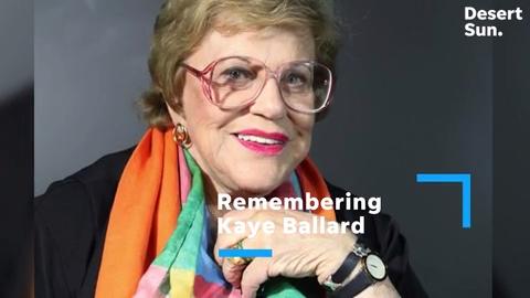 Kaye Ballard remembered at memorial as big talent with humongous heart