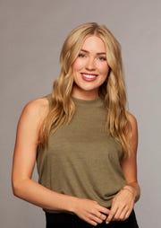 Bachelor contestant Cassie