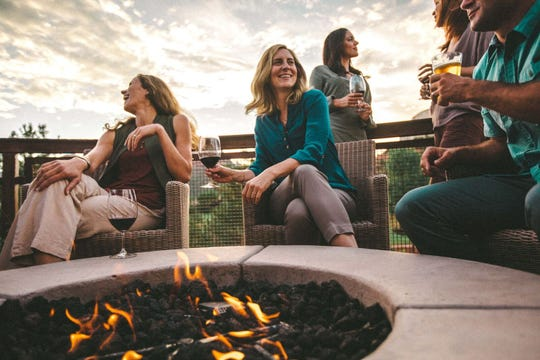 With Seven Canyons' newly constructed homes, residents enjoy the beautiful Sedona landscape and community camaraderie from day one.