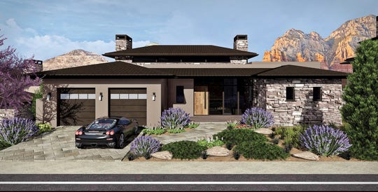 Seven Canyons' newly constructed homes include carefully designed floor plans for luxury and functionality.