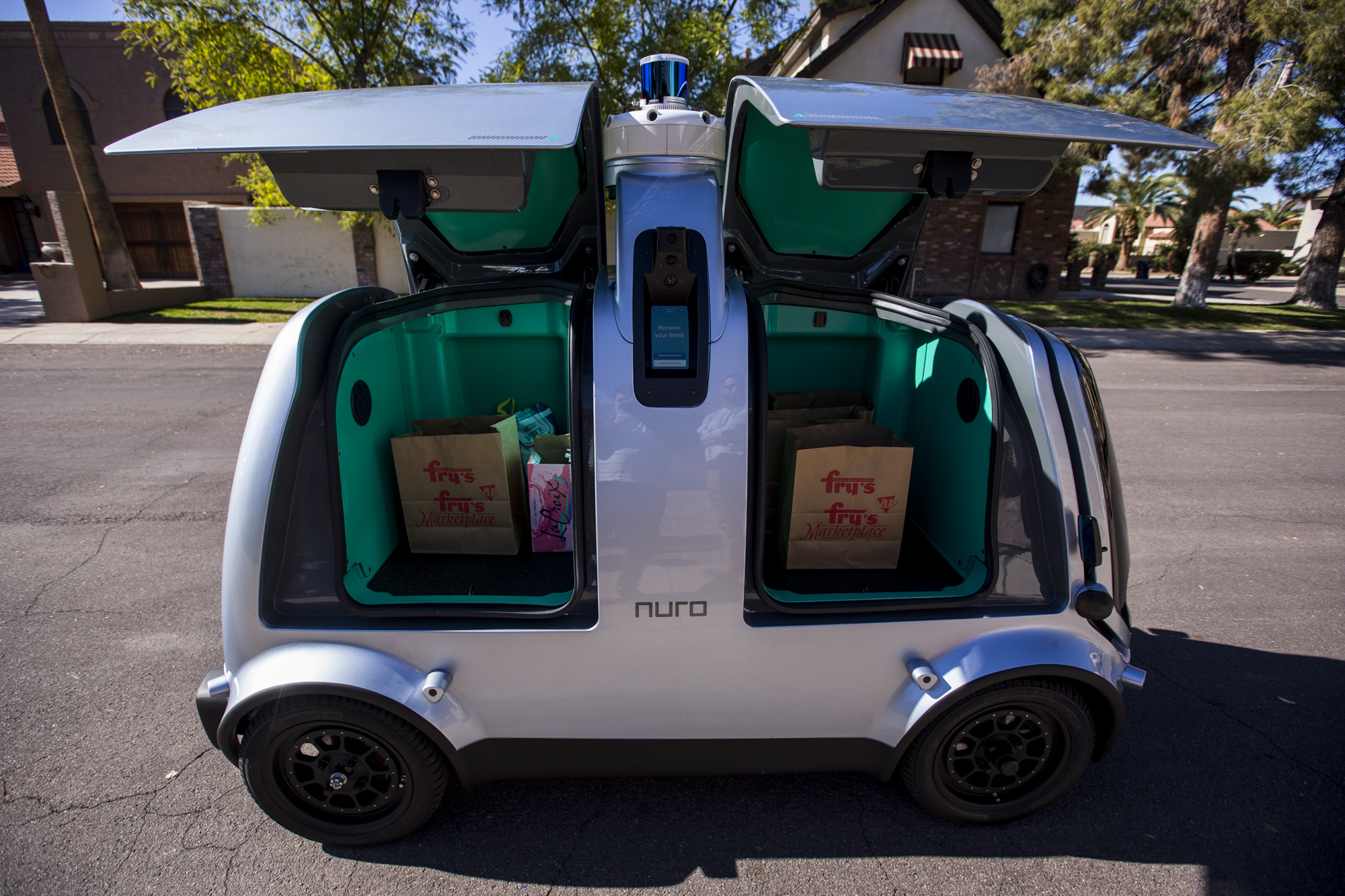 usatoday.com - Russ Wiles, Arizona Republic - Kroger ends its unmanned-vehicle grocery delivery pilot program in Arizona