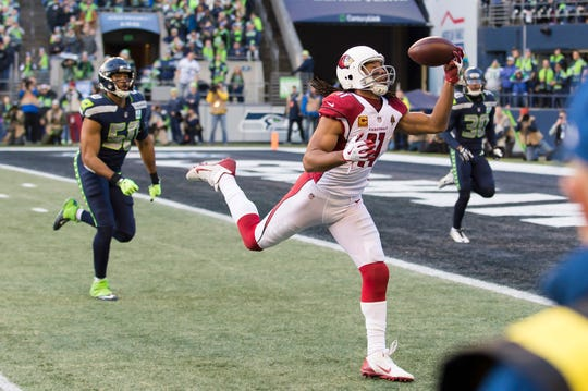 Will Cardinals wide receiver Larry Fitzgerald play a 16th season in Arizona?