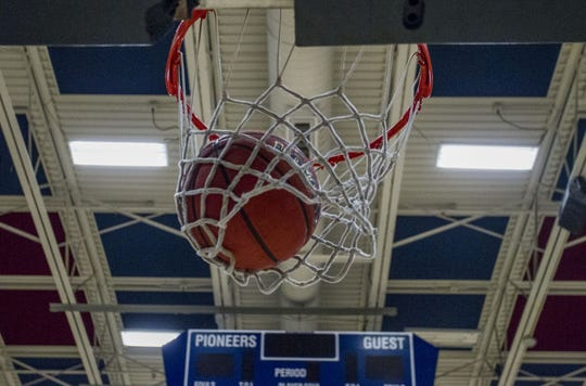 Millennium boasts the top high school girls basketball team through Week 9.