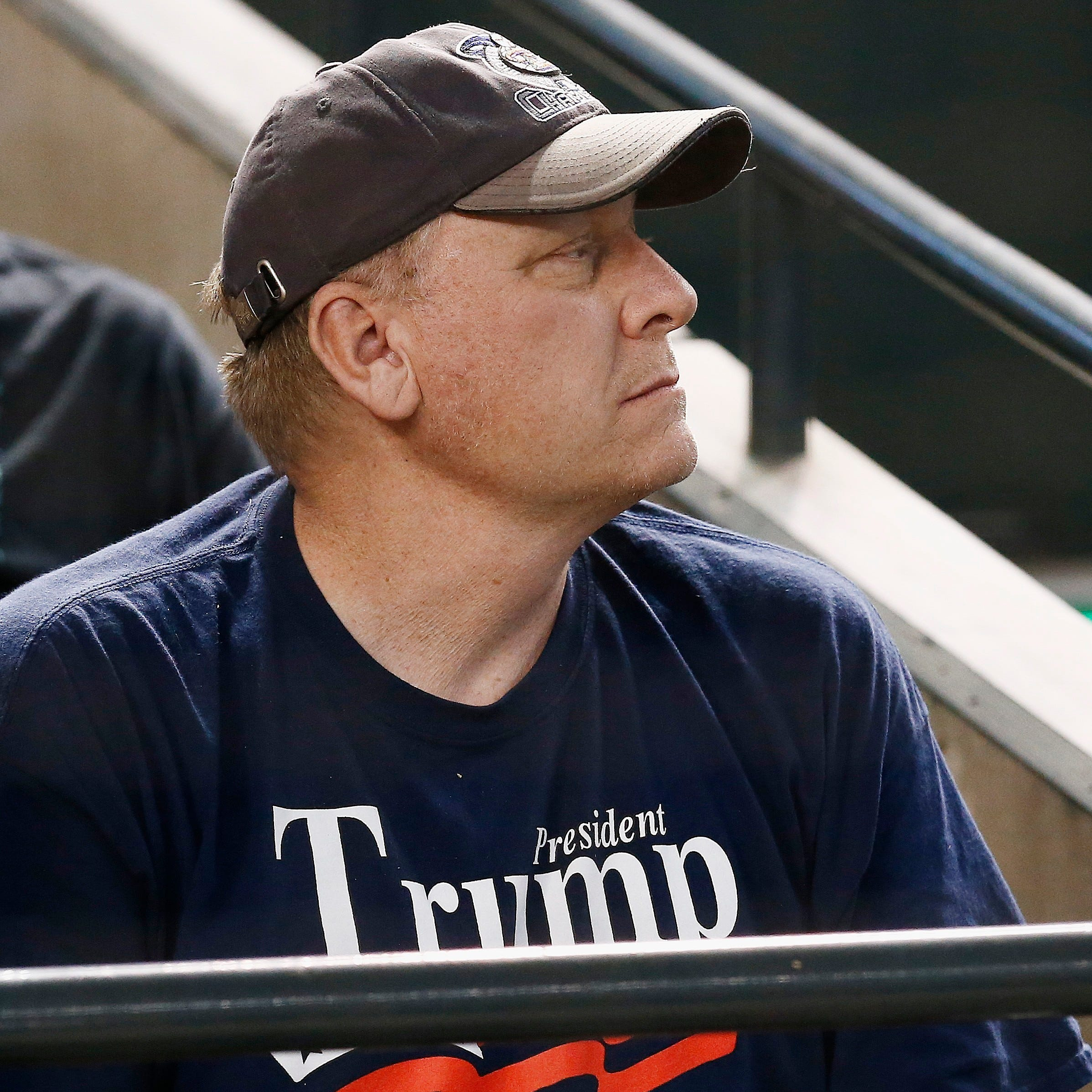President Donald Trump's support of Curt Schilling on MLK Day was a huge problem