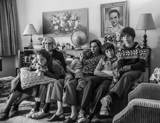"""""""Roma"""", de Alfonso Cuarón, se convirtió en la primera obra en español que consigue la nominación como mejor película en los Óscar."""