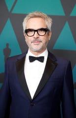 """La película mexicana """"Roma"""", de Alfonso Cuarón (foto) , y """"The Favorite"""", de Yorgos Lanthimos, parten como las máximas favoritas en los Oscars."""