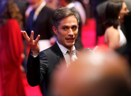 El actor mexicano Gael García Bernal mostró su apoyo a la cinta 'Roma'.