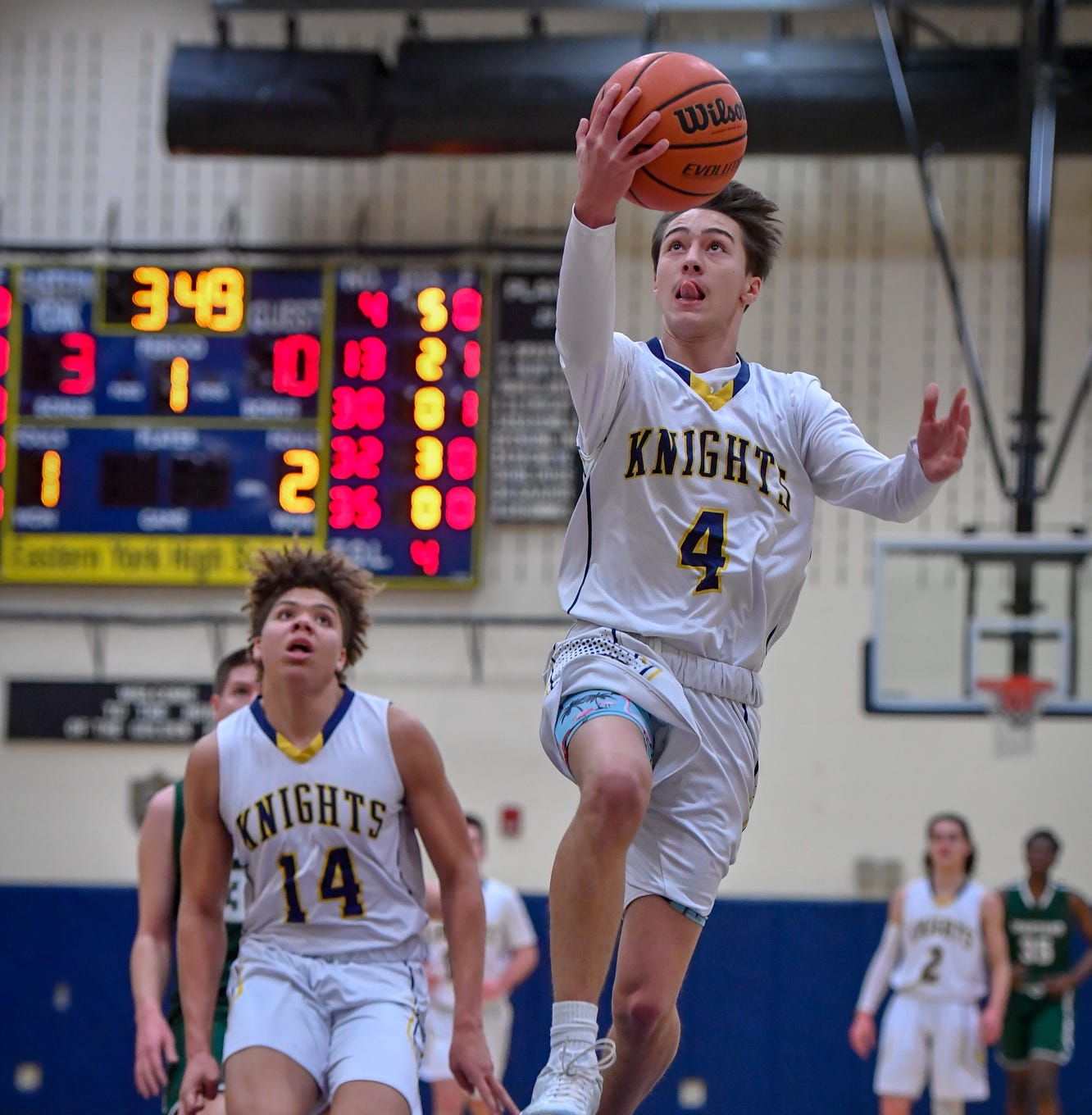 Top-seeded Eastern York boys' basketball team eyes District 3 Class 4-A playoff run