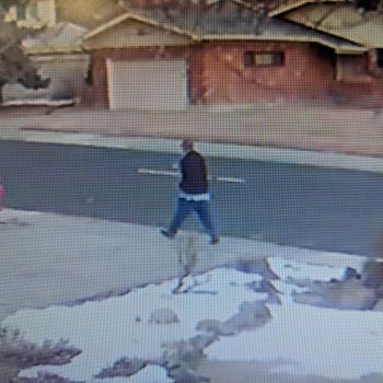 Reno police: Car stolen Tuesday morning with child still inside; 4-year-old found unharmed