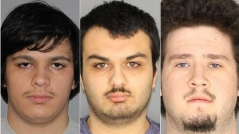 Greece police arrest three in plot to attack Muslim community near Binghamton