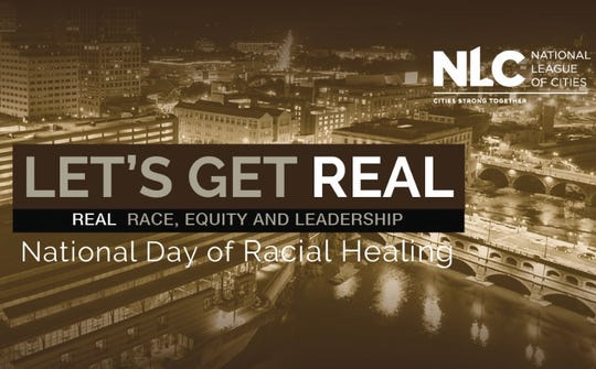 Rochester civic leaders committed to addressing racial equity on Tuesday, Jan. 22, 2019, through a new initiative aided by the National League of Cities.