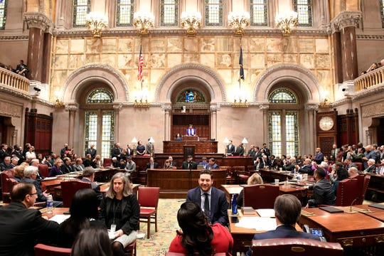 The New York Senate is expected to pass the DREAM Act along with the Assembly on Wednesday.