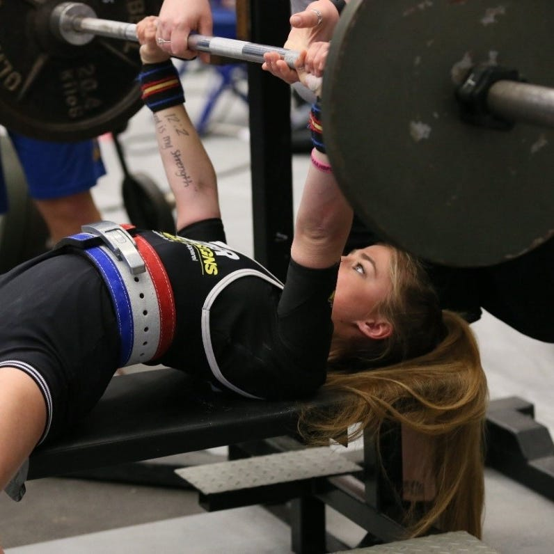 Calvary's Kailey Brookshire invited to world championships in Japan