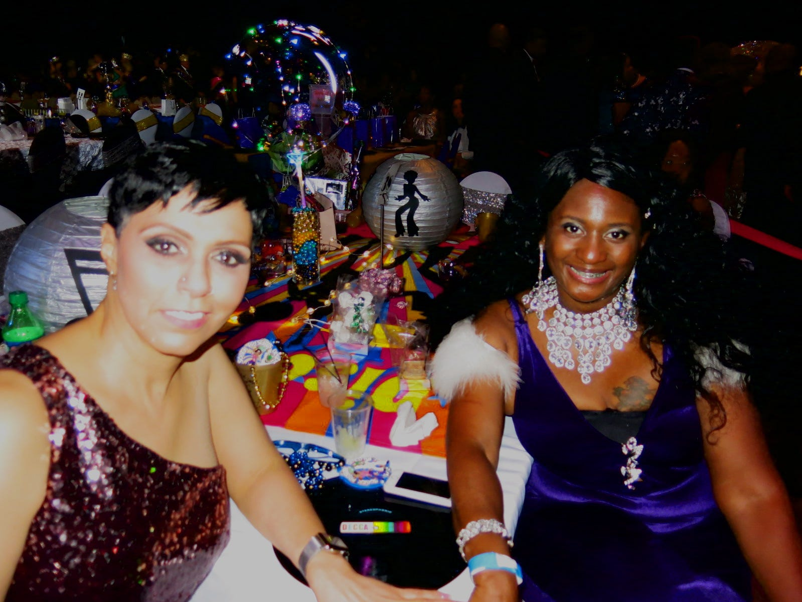 "Krewe Sobek Grande Bal XVI ""Disco Nights"" was Friday at Shreveport Convention Center."