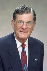 E. Ray Solomon, former dean of the FSU College  of Business, passed Monday, Jan. 21, 2019, in Tallahassee.