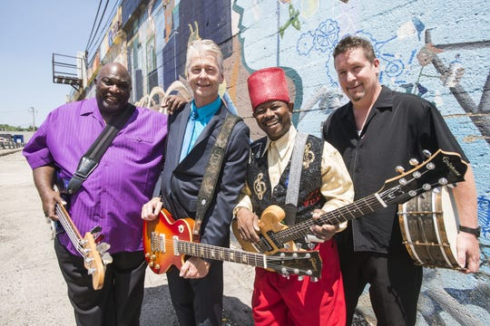Li'l Ed and Blues Imperials check in at 9 p.m. Saturday at Bradfordville Blues Club.