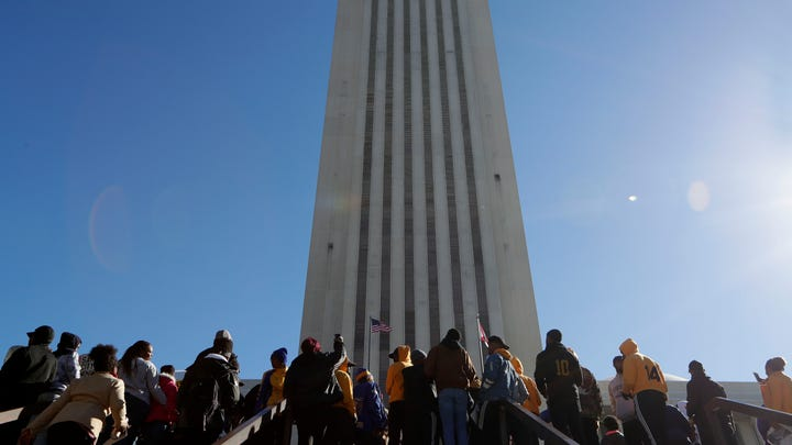 One Capitol: The people and politicos mingle in the tower of power | Living Here 2019
