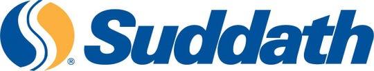 Suddath logo.