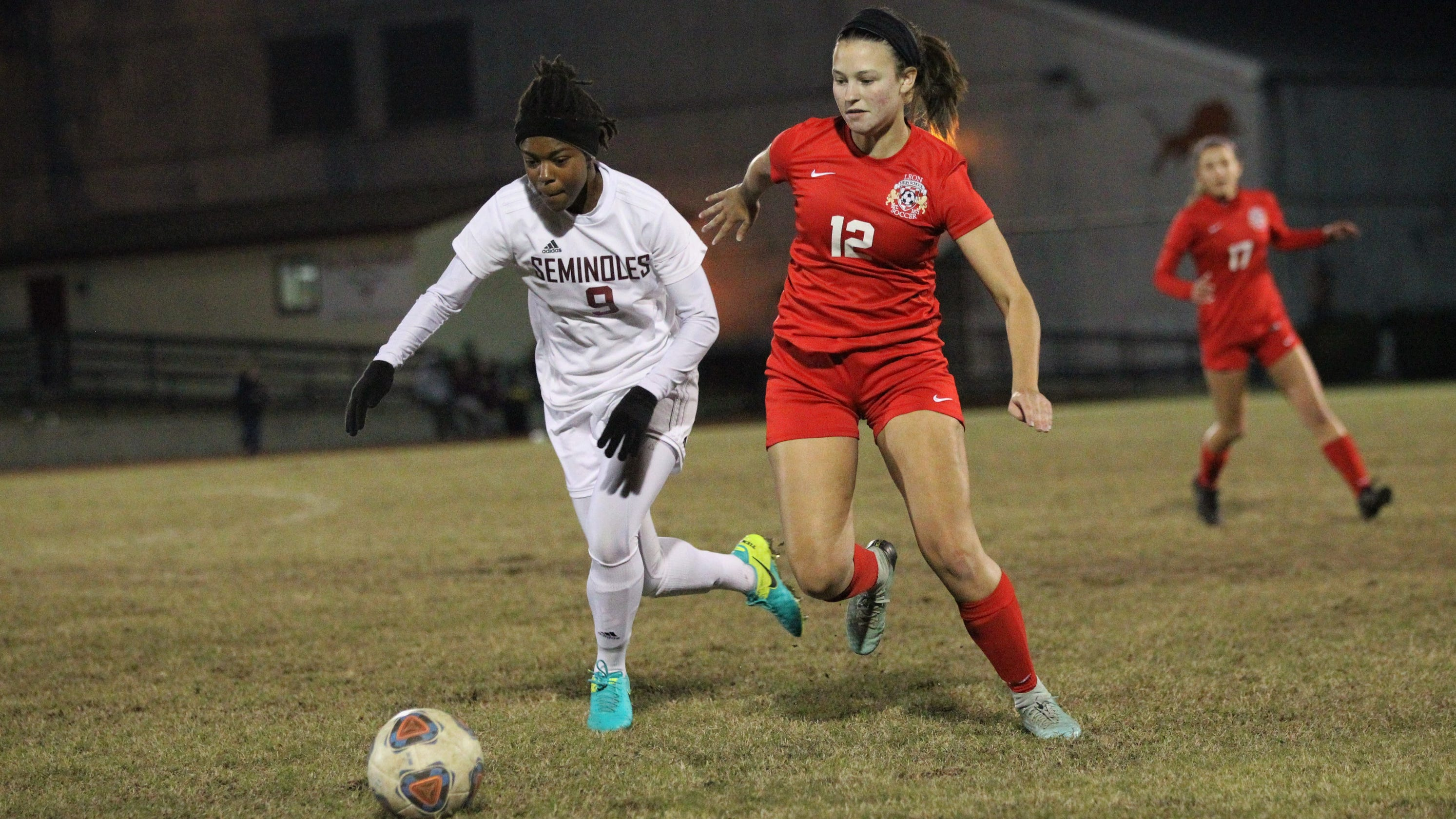 22f184cc9c9f Scott s two goals help Florida High girls soccer knock off Leon for first  time