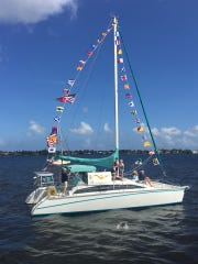 The 48th annual St. Lucie River Blessing of the Fleet will take place Feb. 9.