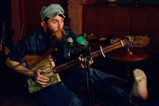 Florida swamp blues, cigar box and diddley bow legend Ben Prestage will perform at the Florida Cigar Box Guitar Festival.