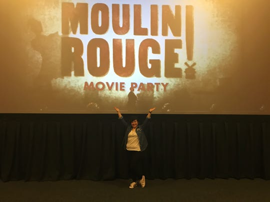 "The ""Moulin Rouge"" movie party is among the events planned by Analiza Guzman at the Alamo Drafthouse in February."
