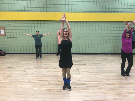 Lorraine O'Donnell, 70, is an inspiration for anyone who wants to exercise. She has been dancing since she was in college.