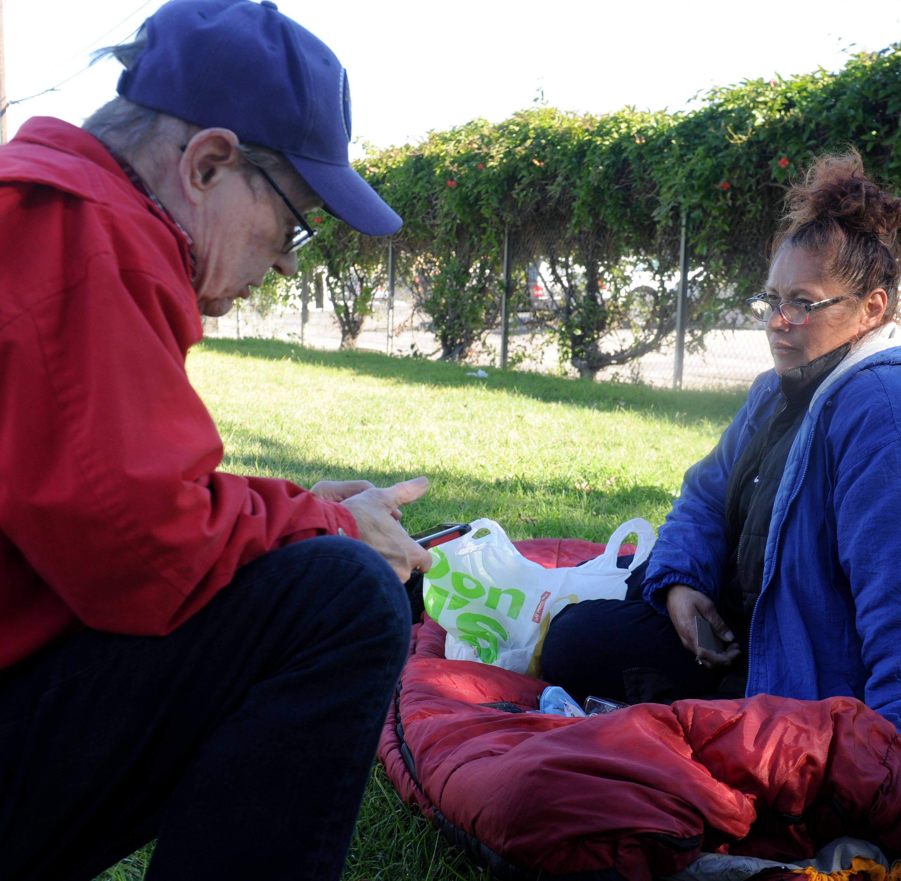 Ventura County's homeless population increased 28 percent, rising rents and fires linked