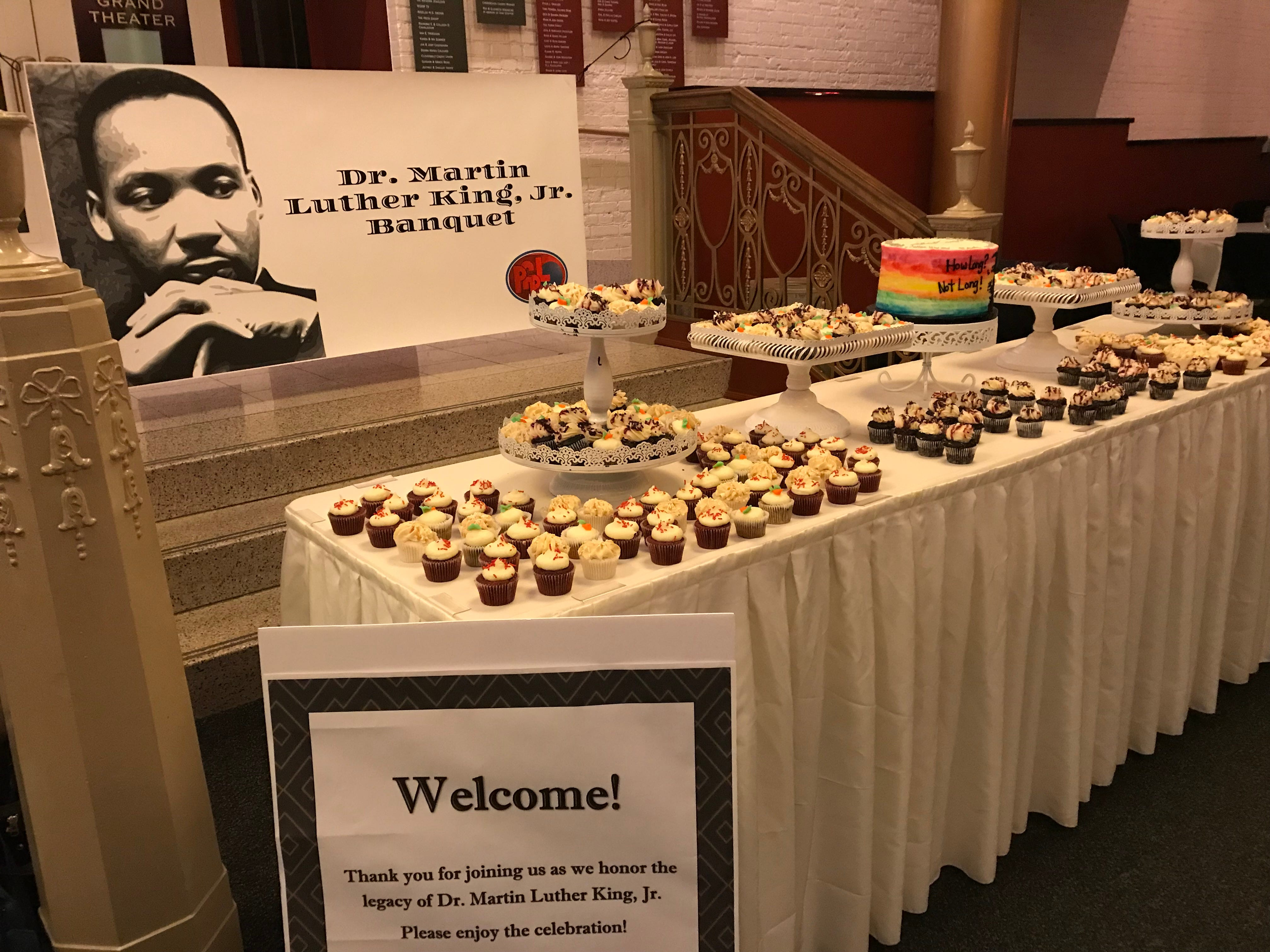 Wausau organizations came together Monday to celebrate Dr. Martin Luther King Jr.