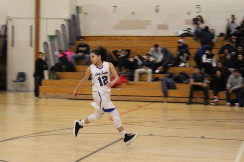 Yonkers Montessori Academy senior Ashley Soto was voted the lohud girls basketball Player of the Week on Jan. 22, 2019.