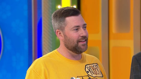 "Newark's Robert Jarrell will be a contestant on ""The Price Is Right"" Wednesday morning."