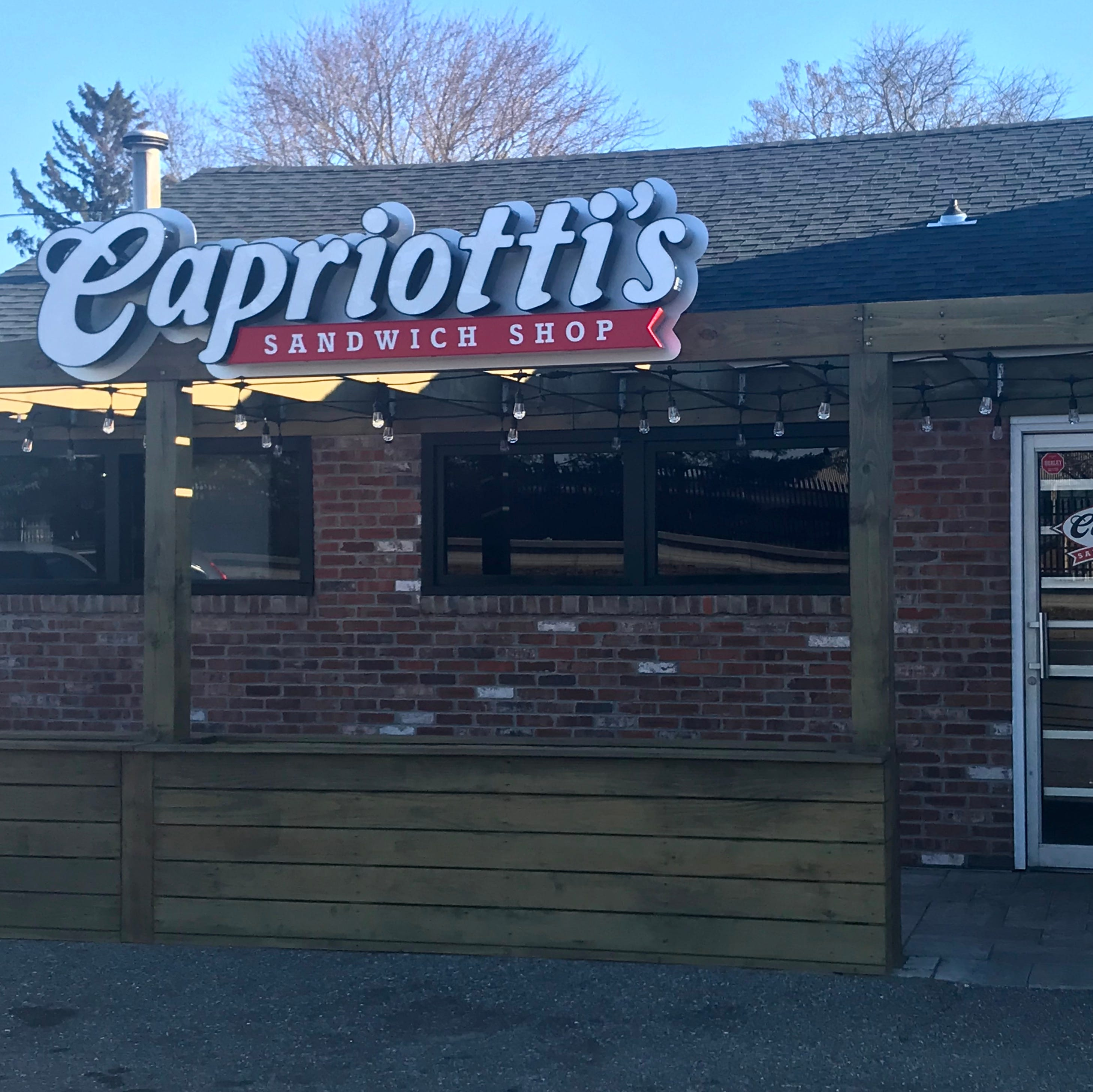 Capriotti's New Castle real estate for sale for $995,113