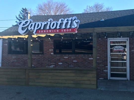 The New Castle land that's been home to this Capriotti's shop since 1988 is up for sale for more than $995,000, according to a commercial real estate website.