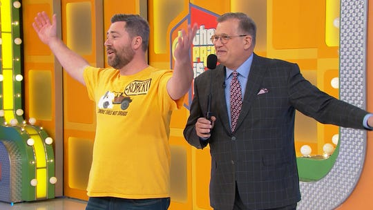 "Newark's Robert Jarrell was a contestant on ""The Price Is Right"" Jan. 30, winning a trio of vacations and two mountain bikes."