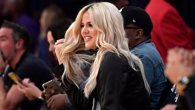 "Khloe Kardashian says motherhood ""complete bliss, no matter what"""