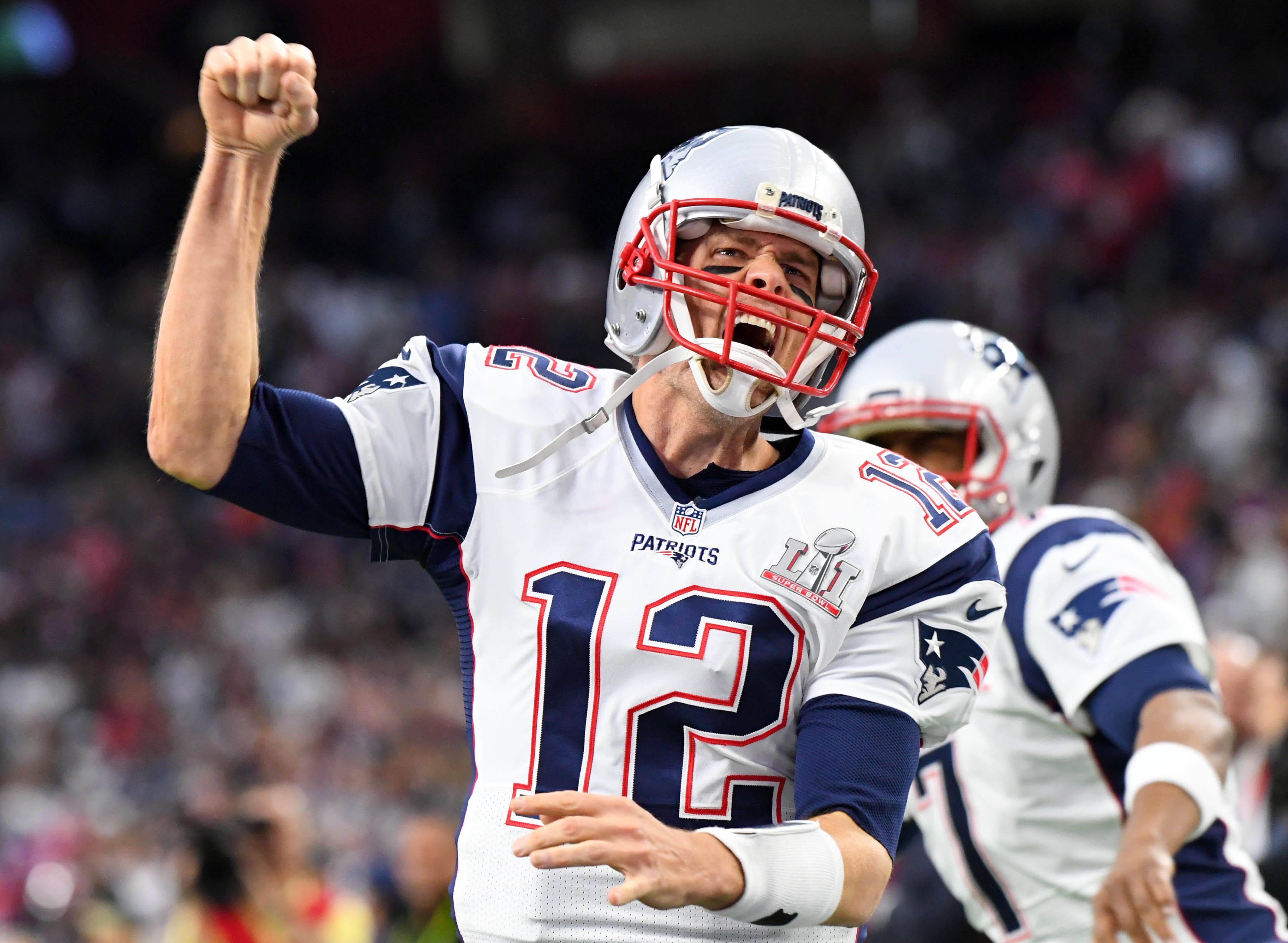 Tom Brady's greatest Super Bowl plays