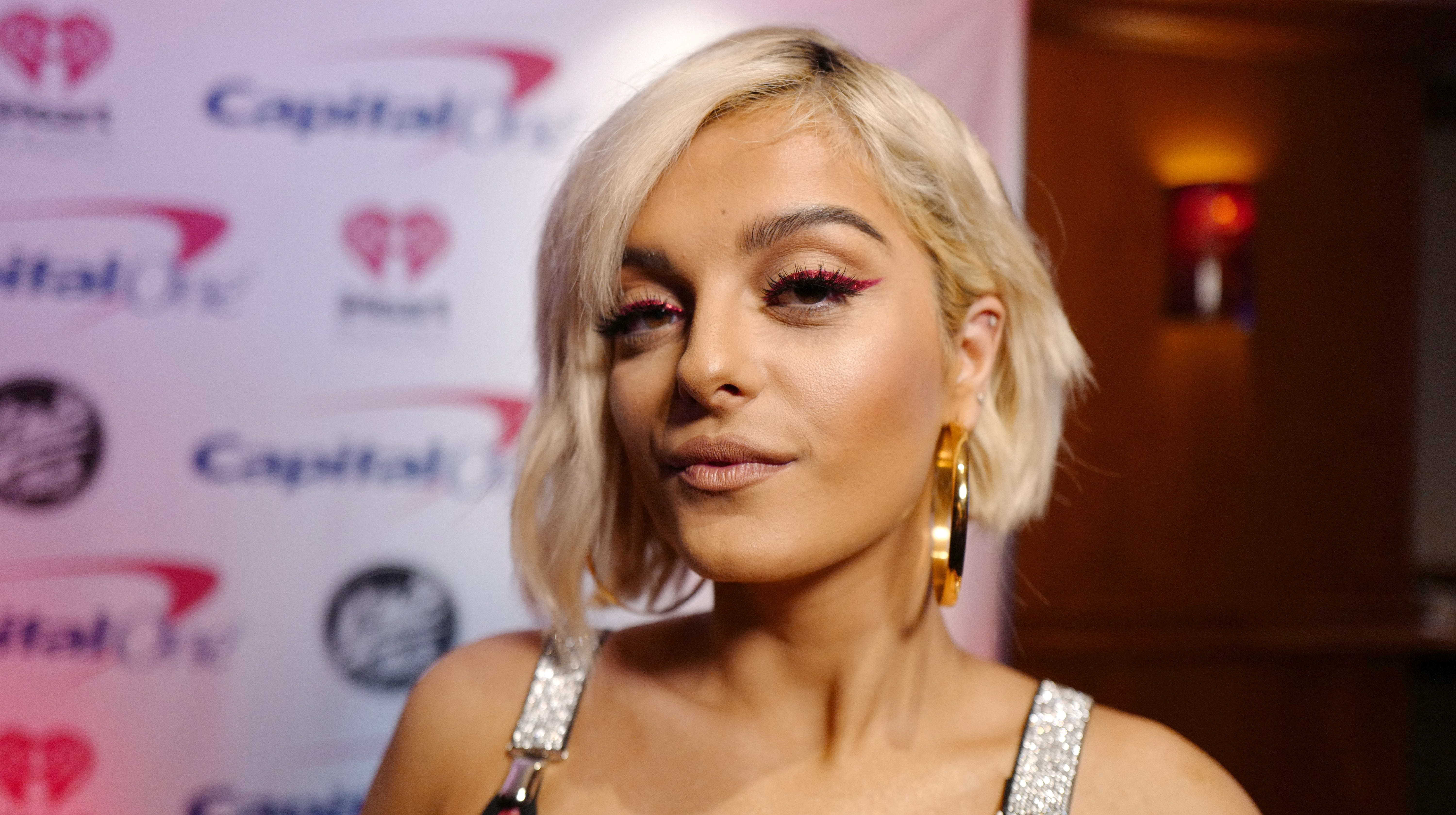 ST PAUL, MN - DECEMBER 03: Bebe Rexha attends 101.3 KDWB's Jingle Ball 2018 at Xcel Energy Center on December 3, 2018 in St Paul, Minnesota. (Photo by Adam Bettcher/Getty Images for iHeartMedia) ORG XMIT: 775263490 ORIG FILE ID: 1068185214