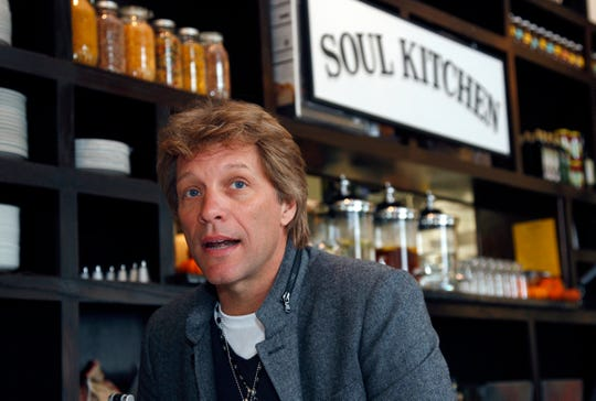 Rock Hall of Famer Jon Bon Jovi's Soul Kitchen restaurant provided meals to furloughed federal workers on Monday; its other location will be doing the same on Wednesday.