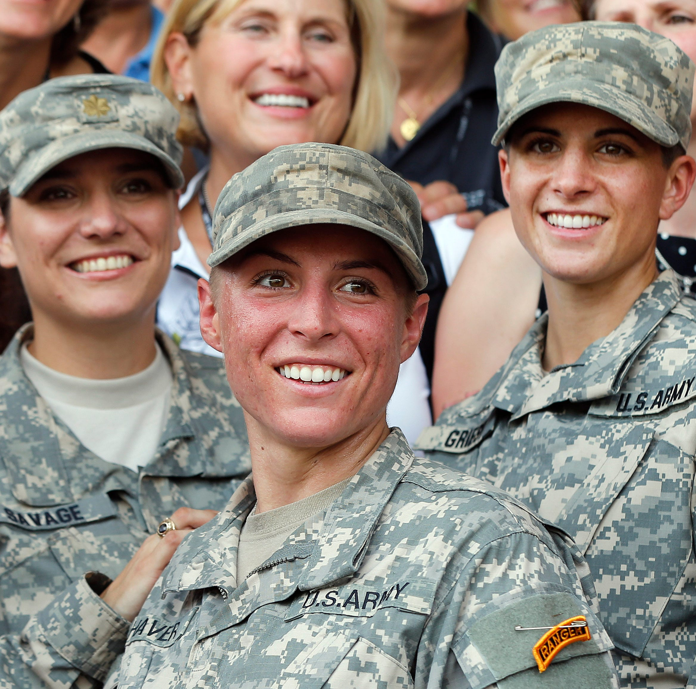 Should women be required to register for the draft? Commission likely to recommend big changes