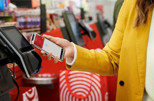 Target stores to accept mobile payment including Apple Pay, Samsung Pay and Google Pay