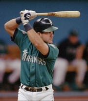 Edgar Martinez is one of only 10 players in MLB history with 300 or more homers, 500 or more doubles and 1,000-plus walks with an average over .300 and an OBP over .400.
