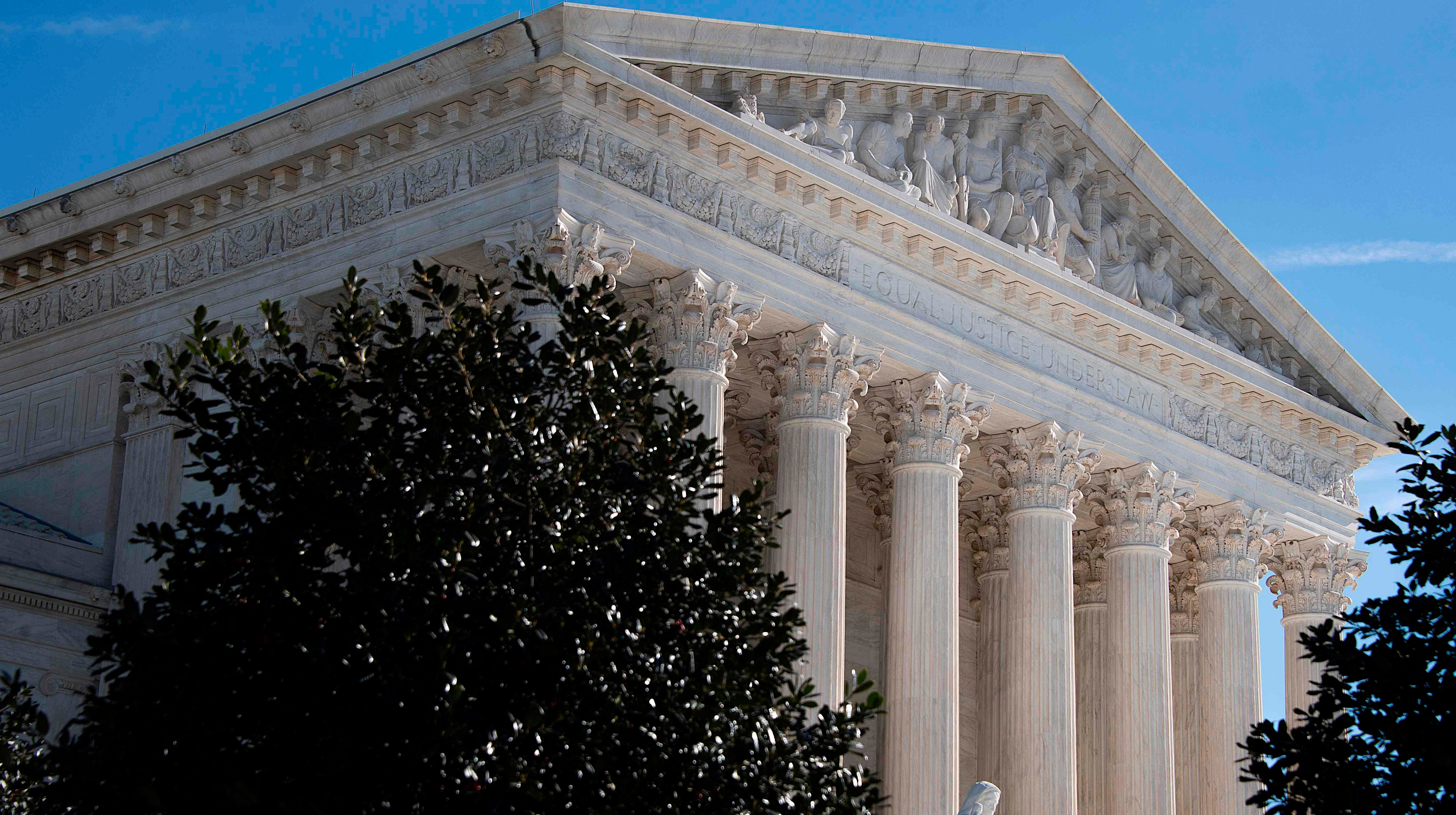 The Supreme Court on Tuesday gave a green light to the Pentagon's partial ban on transgender troops but maintained a yellow light stalling President Trump's effort to end the DACA program for young immigrants.