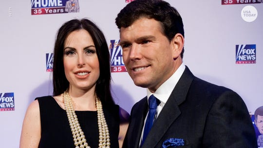 Fox News anchor Bret Baier in 'major car crash' with family after Jeep slid on icy road