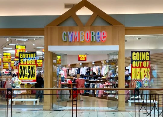 Children's clothing retailer Gymboree Group Inc. announced on Jan. 16  that it filed for Chapter 11 bankruptcy protection and it will close around 800 Gymboree and Crazy 8 stores in the United States and Canada.