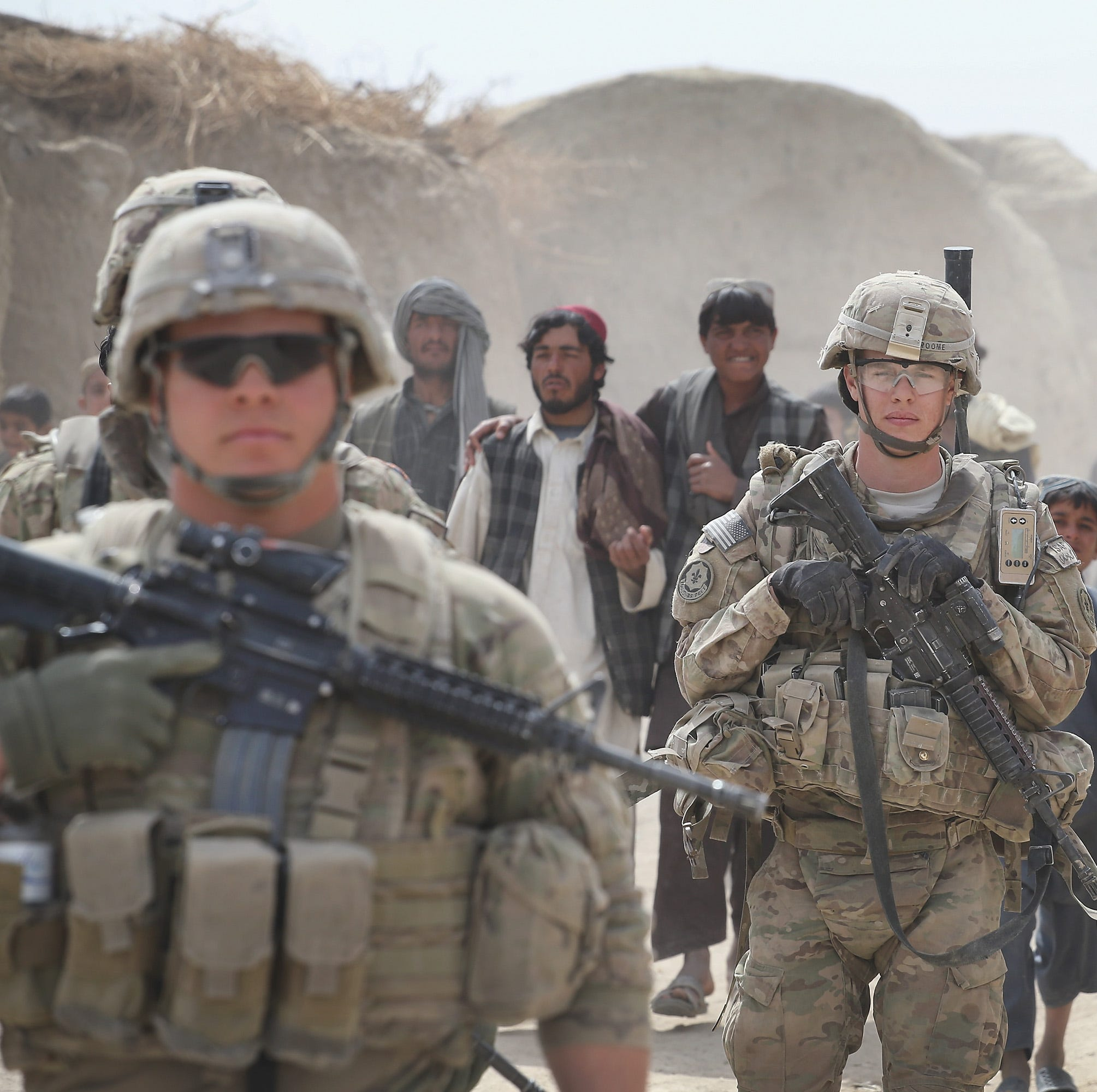 Afghanistan may be a mess if US troops leave; they should leave anyway. Trump is right.