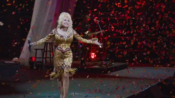 Parton's 2016 Red Rocks concert sold out.