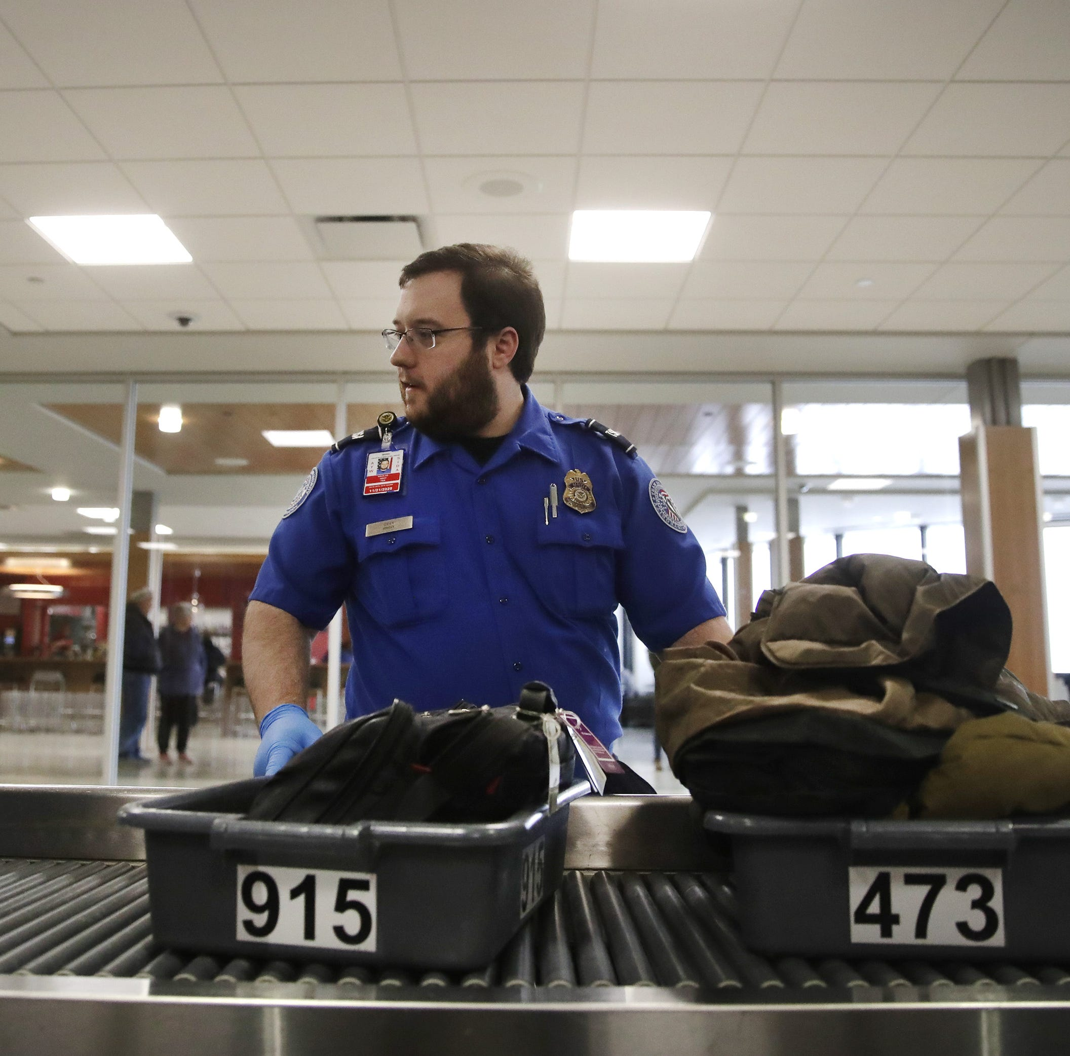Government shutdown hitting home at Appleton International Airport