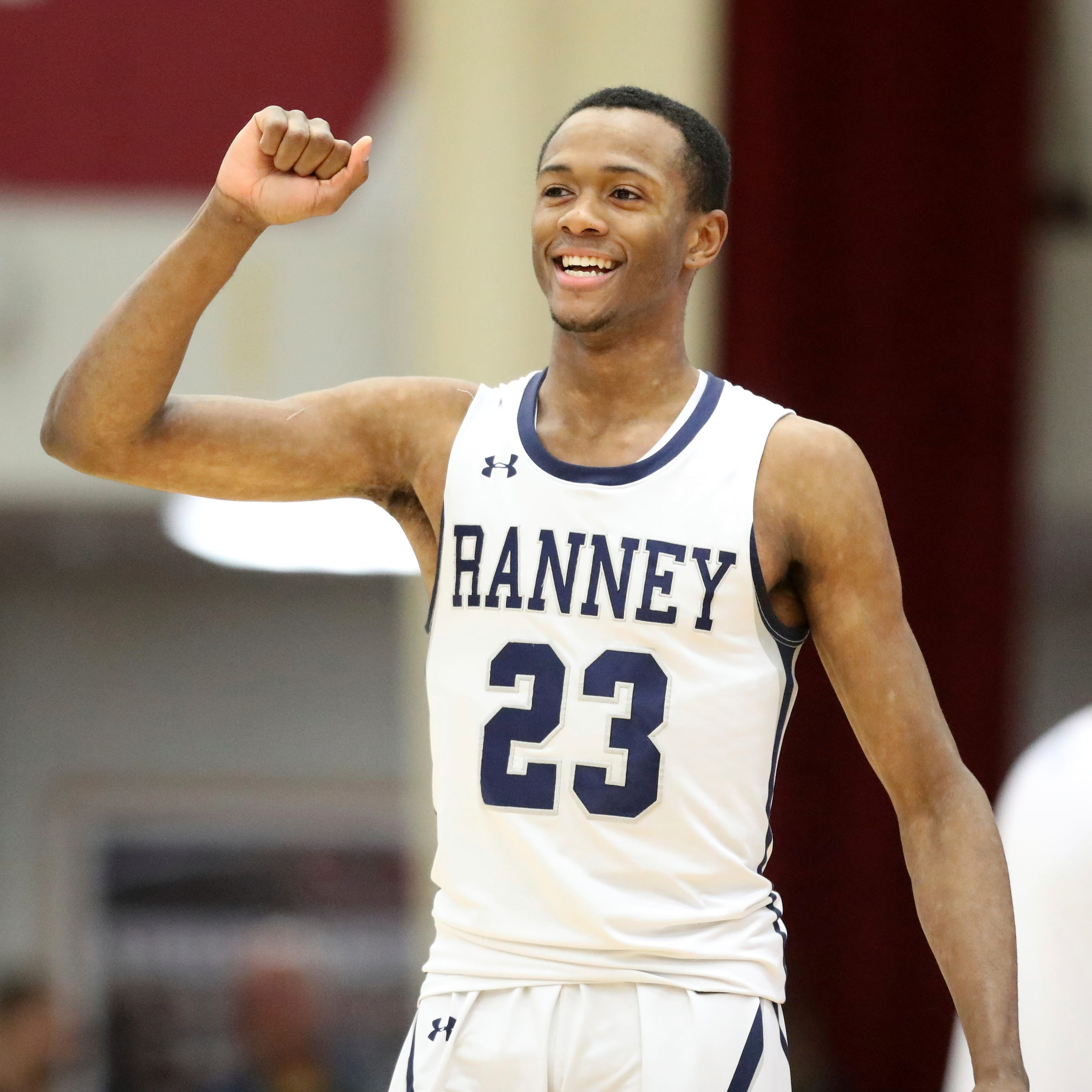 Ranney's Scottie Lewis could be something special beyond basketball: Newman
