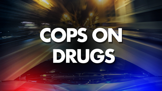 Eight NJ police officers failed drug tests