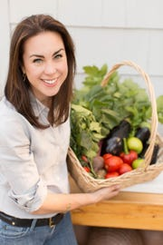 Chef Marcy T. Ragan of Relish Your Chef encounters frequent requests from clients for vegetarian and vegan dishes.